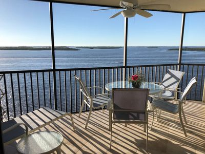 Photo for Sanibel Harbour Resort Waterfront Condo with WiFi!