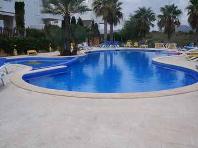 Photo for Arparment in an exclusive complex with a beautiful view of the marina