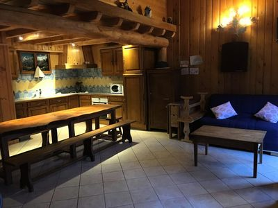 Photo for Quiet chalet near forest - 8 Rooms 16 people