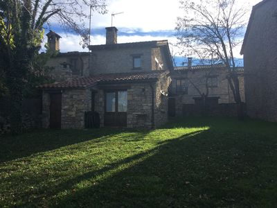 Photo for Rural house (Can Vila) for 6-8 people
