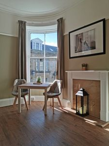 Photo for Bridge Street is a spacious apartment in a central Banff location