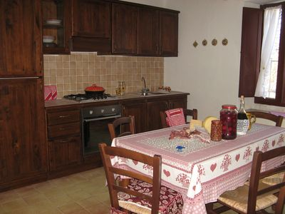 Photo for Strawberry Beach house, Typical of the Tuscan countryside,
