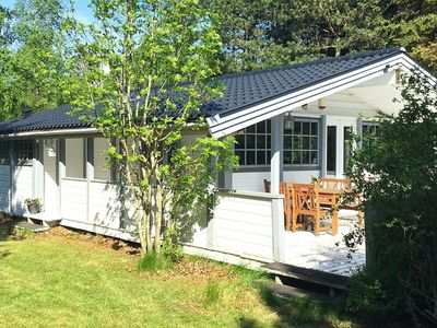 Photo for Cozy Holiday Home in Rødby with Terrace