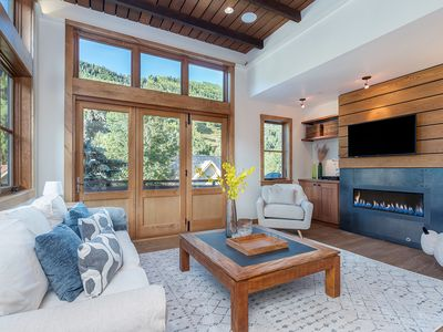 Photo for SKYLINE AT MERIBEL: Luxury Condo, Heart of Downtown Telluride, Walk to Gondola