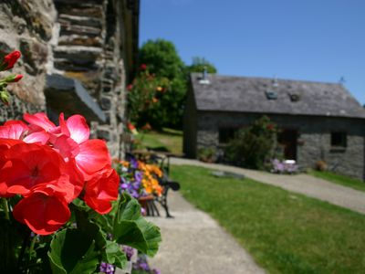 Photo for The Granary @ Troedyrhiw Holiday Cottages, Cardigan Bay, West Coast of Wales