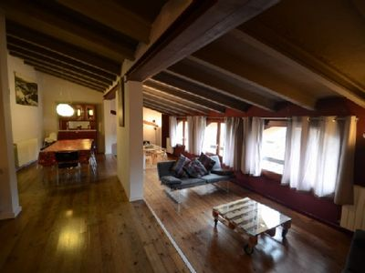 Photo for Rural apartment Can Fruitós for 7 people