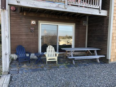 Two Bedroom Condo In Town with Lake View and Snowmobile trail access