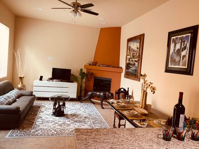 Tubac and Relax! Entire house