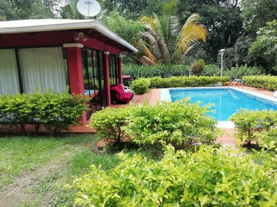 Photo for Rancho Atenas Costa Rica, Best Climate!