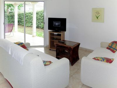 Photo for Vacation home Le Clos des Vendanges (MNI250) in Moriani-Plage - 8 persons, 3 bedrooms