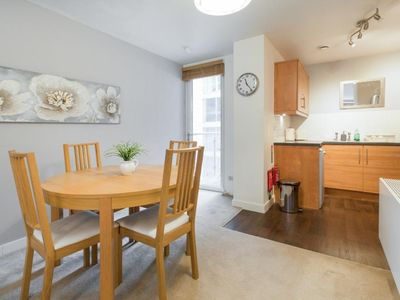 Photo for 1 BEDROOM SERVICED APARTMENT IN MILTON KEYNES CENTRAL