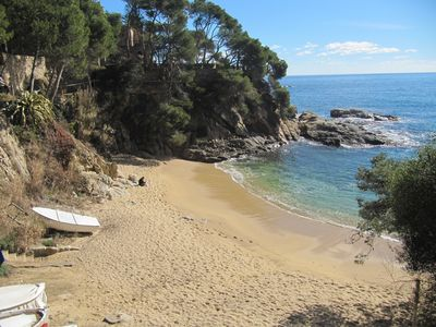 Photo for Perfect location, Cala Rovira next to Platja d'Aro, quiet green area