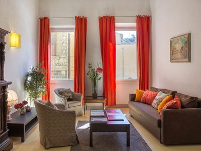 Photo for Luxury apartment in Piazza Pitti Florence