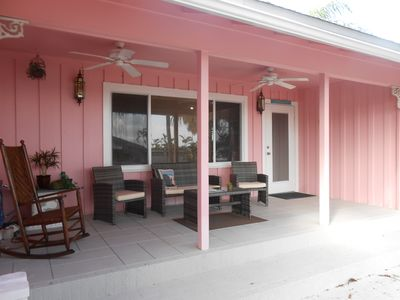 Photo for Location! location! large 2/1 , water view  , walking distance to center of to