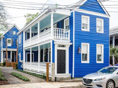 Photo for Legal Renovated home  in the heart of downtown, steps from king street!
