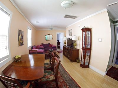 Photo for Charming and cozy downtown 3BD House, plus parking