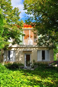 Photo for Molieres Glandaz 26150 Solaure in DIOIS: House with garden at the edge of Drôme