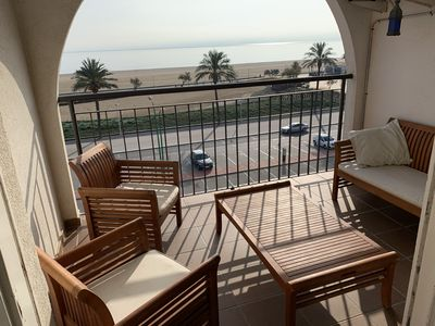 Photo for Inmobahia - Apartment with 1 Sea View Room!