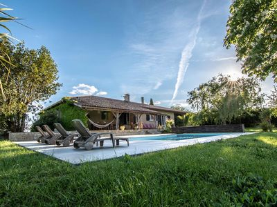Photo for La Sabaterie - Charming villa in the Gers
