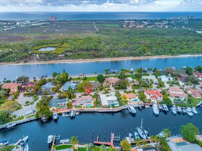 Photo for Jupiter Inlet Access Waterfront Pool Home