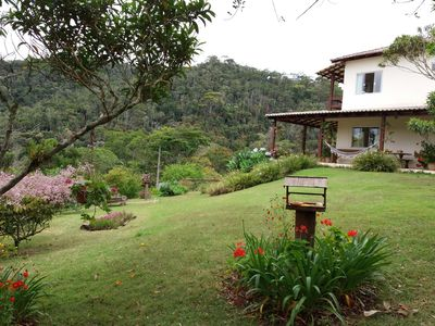 Photo for Country house in a condominium, in the Capixabas Mountains, in the Serrana region of the ES