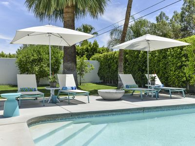 Photo for Mid Century Modern Retreat - Heated Pool - Private Yard - PS# 3106