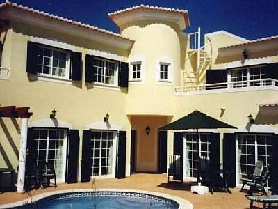 Photo for Villa in Lagos with pool and sea views near center and beach comfort and tranquility