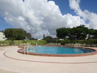 Photo for Boca Raton Condo In Gated 55+ Community