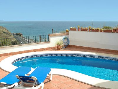 Photo for Villa In Nerja At Tamango Hill