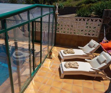Photo for HOUSE WITH POOL ON THE CLOUDS OF GRAN CANARIA
