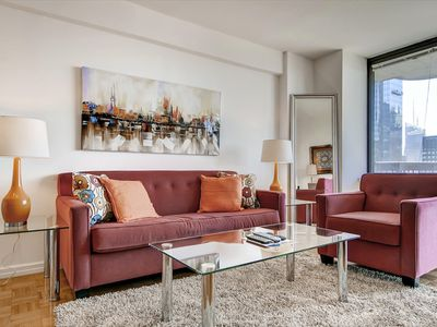 Photo for Modern 1BR | Furnished + Spacious | Midtown by GLS
