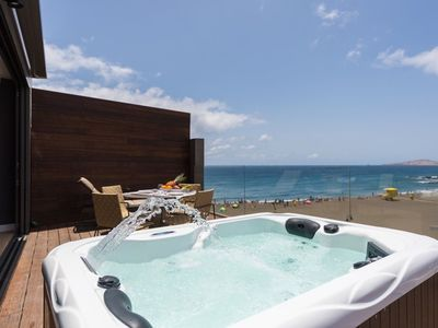 Photo for Studio Penthouse with Private Jacuzzi