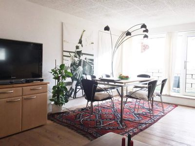 Photo for Apartment / 2 Bedrooms + 1 Cabinet / Shower, Toilet - Apartment in the center