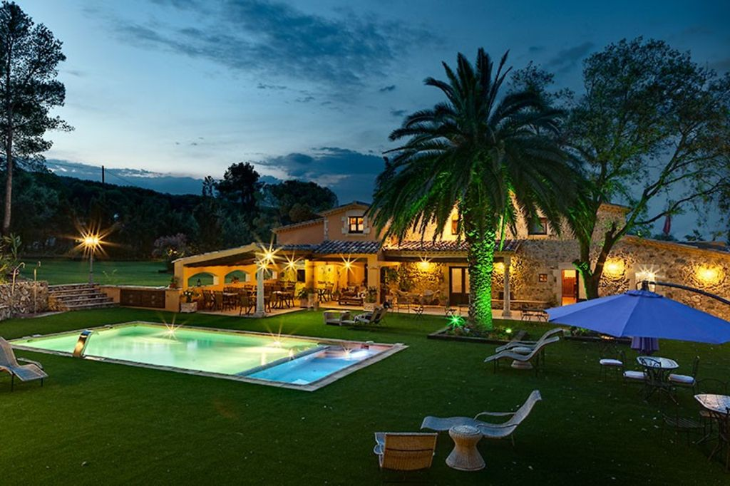 Mas Molines rural luxury house with pool, jacuzi ... - 867954