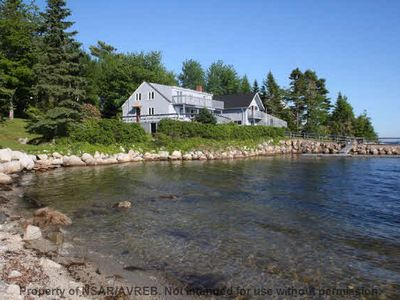Photo for Superb Oceanfront with Boathouse