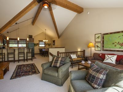 Photo for New Townhome, Wilmington - Closest Vacation Rental to Whiteface Mountain