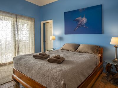 Photo for PRIVATE PARADISE - Your cozy private suite with ocean view - DOLPHIN SUITE