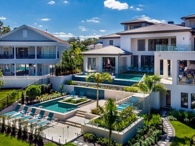 Photo for Isole Villas + Carriage House | 25,000 sq. ft. with World-Class Hospitality