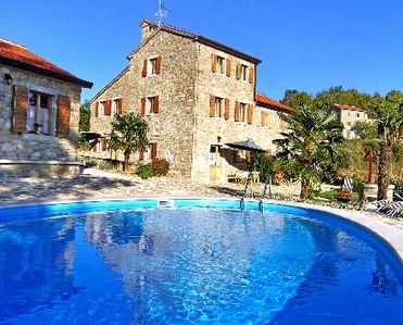 Photo for 2BR Villa Vacation Rental in Istria County, Op?ina Buje