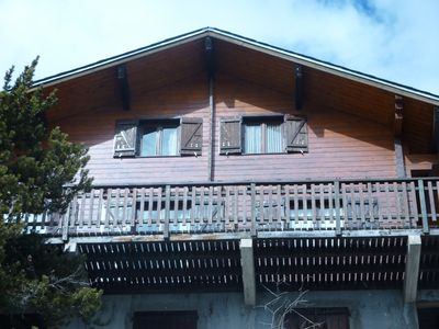 Photo for Chalet sleeps 10 comfortably