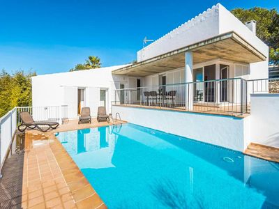 Photo for Villa Casa Xaloc: Large Private Pool, Walk to Beach, A/C, WiFi