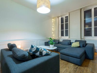 Photo for HostnFly apartments - Cosy apartment near the Hotel de Ville