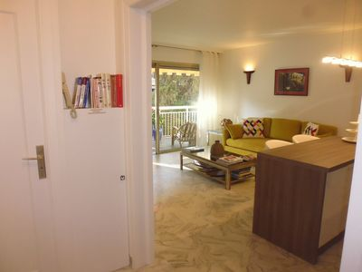 Photo for Cannes - 2 bedroom apartment