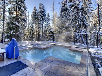 Photo for 3 bdrm 2  Bth Sleeps 8 Condo at Whitefish Mtn Ptarmigan Village with Pool&Hottub