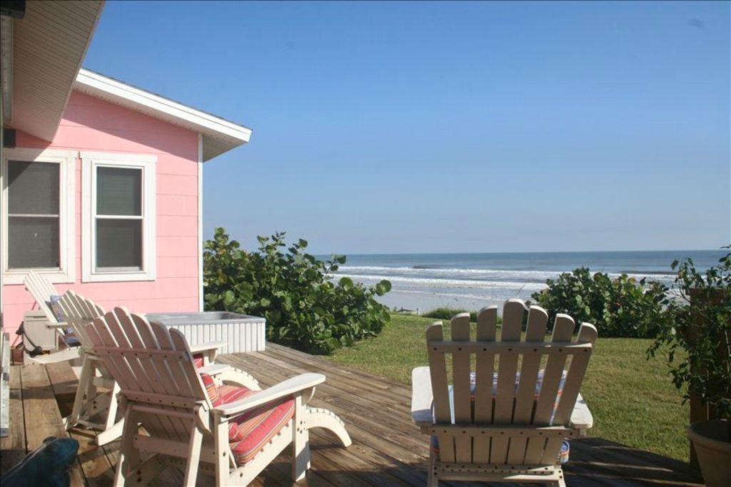 Best Priced Beachfront House In Daytona Beach VRBO - Daytona beach oceanfront house rentals