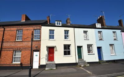 Photo for 3 bedroom character town house on the edge of the Blackdown hills