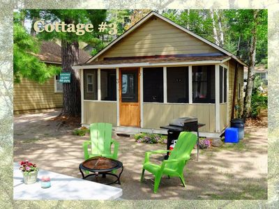 Photo for Sunbeam Bungalows 1 bedroom cottage (#3) - Callander, Ontario