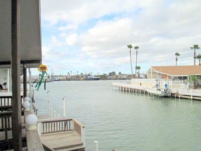 Photo for Dog-friendly home w/ water views, dock & shared pools/hot tub/tennis/golf!