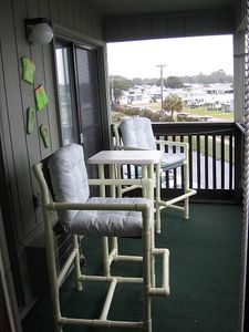 Photo for Wonderful Ocean View!! - 2 Bedroom, 2 Bath - A Place at the Beach IV #330