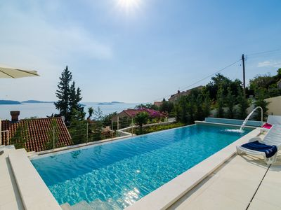 Photo for Five Bedroom Villa with Perfect Swimming Pool and Beautiful Sea View
